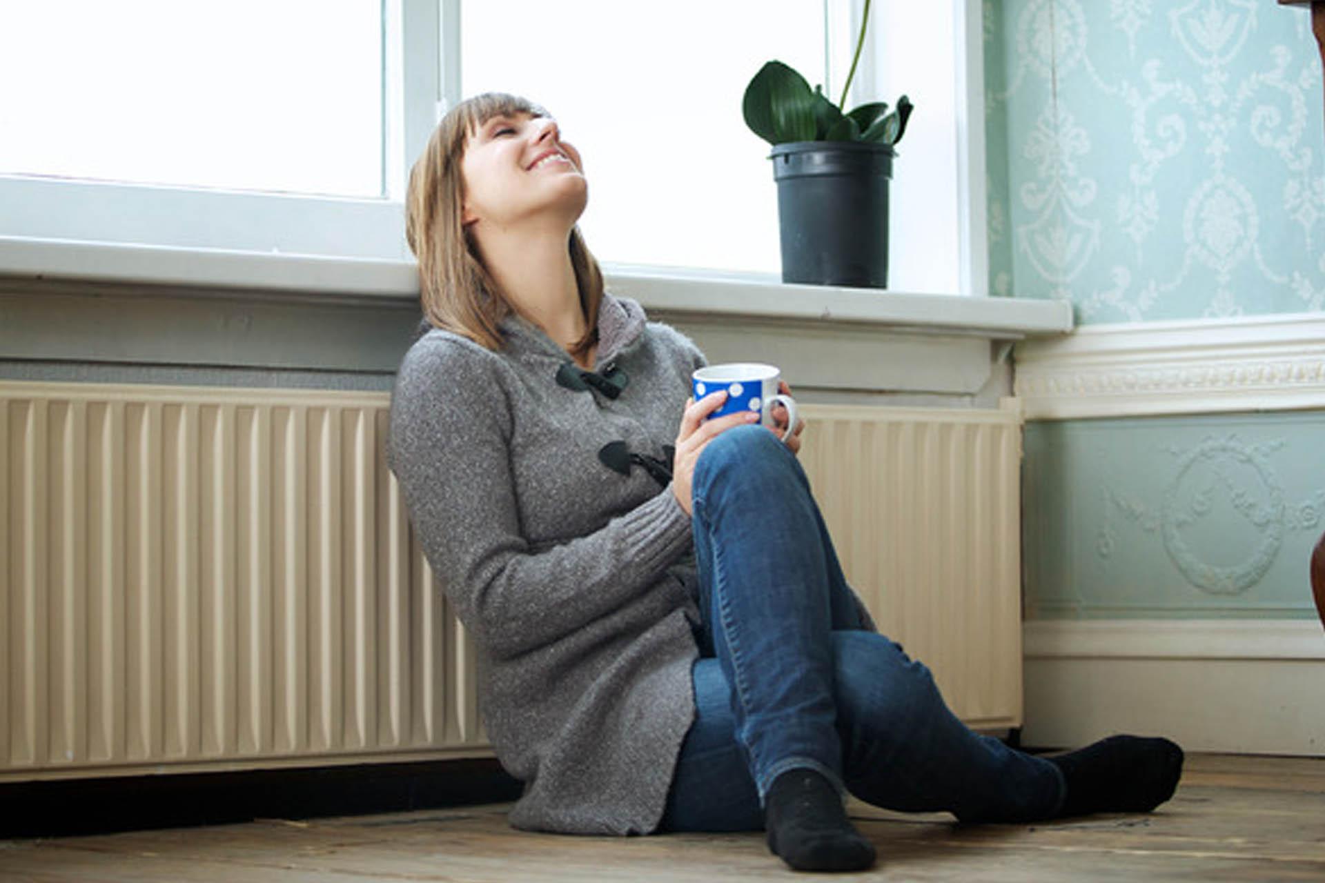 Resultado de imagen para calefaccion casa